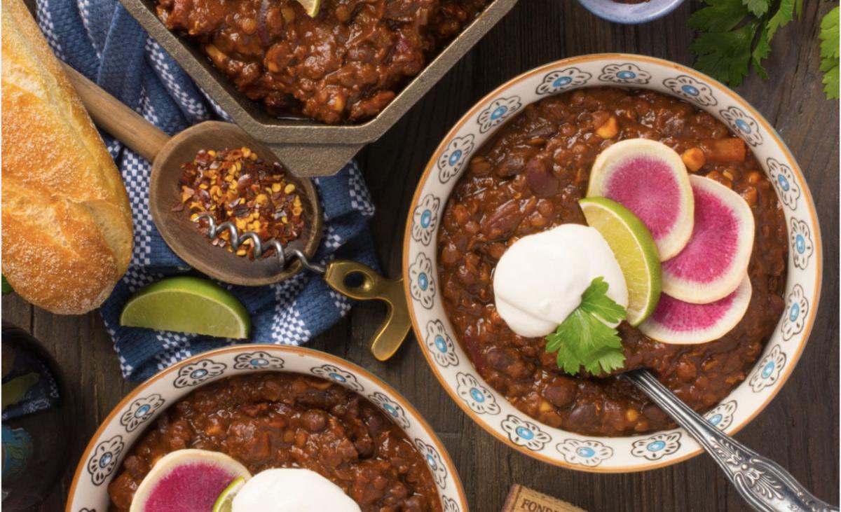 From Sweet Potato Black Bean Enchiladas to Garbanzo Salad: 10 Vegan Recipes that Went Viral Last Week!