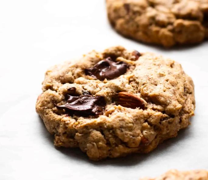 Vegan Almond Breakfast Cookies