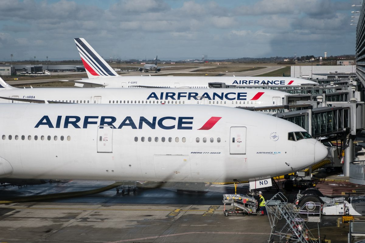 France Wants to Ban Short Domestic Flights to Reduce Carbon Emissions