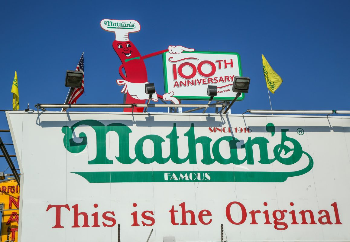Nathan's Famous Launches Vegan Hot Dog