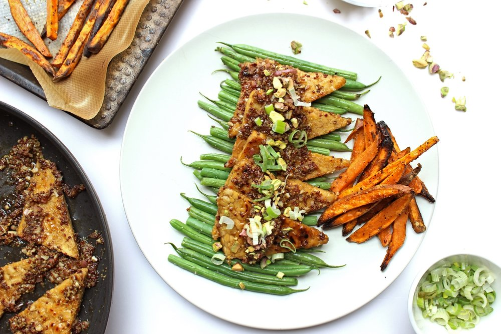 Weekly Meal Plan: High Protein Spring Recipes to Keep You Fueled All Season Long!