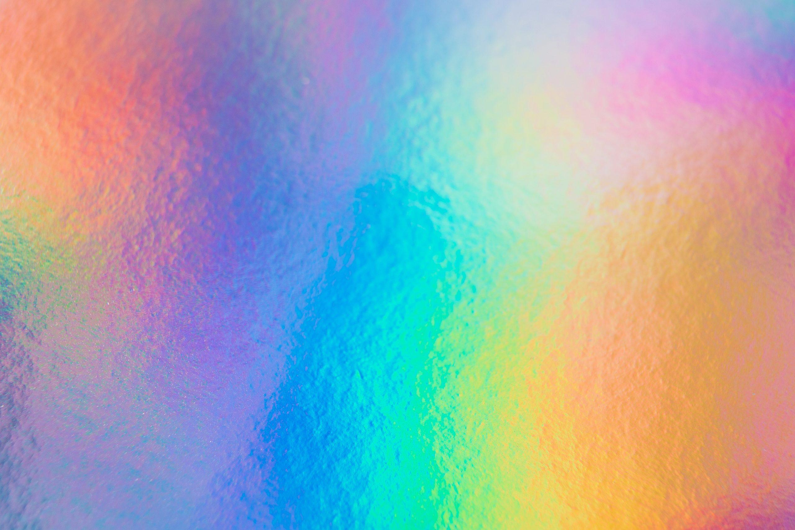 holographic rainbow