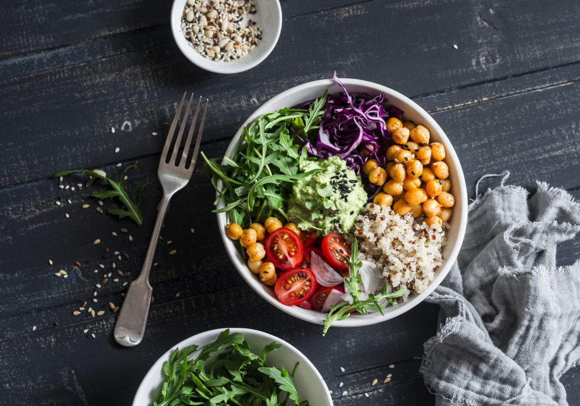 A Plant-Based Diet Can Help Cut Your Risk for Stroke
