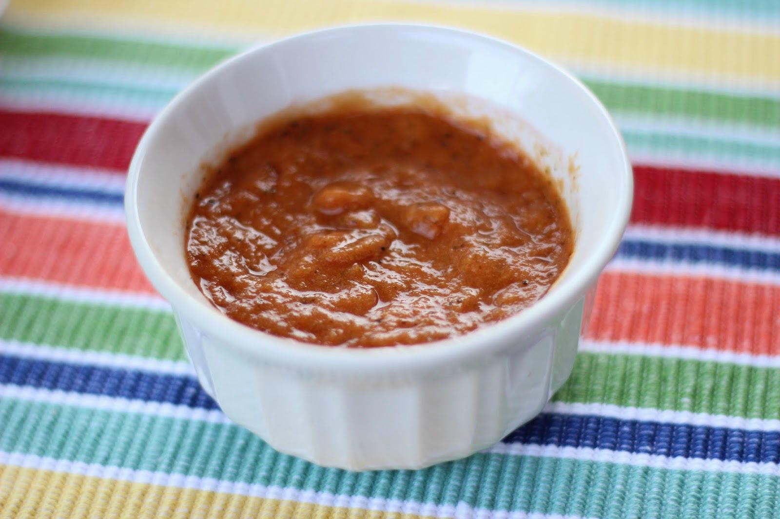 How to Make Healthy, Organic, Homemade Ketchup (No Added Sugar!)