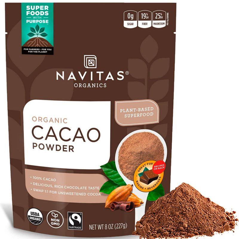 Navitas Organics Kakaopulver