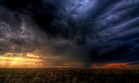 Storm clouds gathering