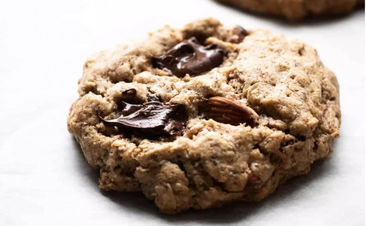 Almond Breakfast Cookies