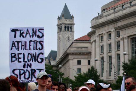 trans athletes belong in sports