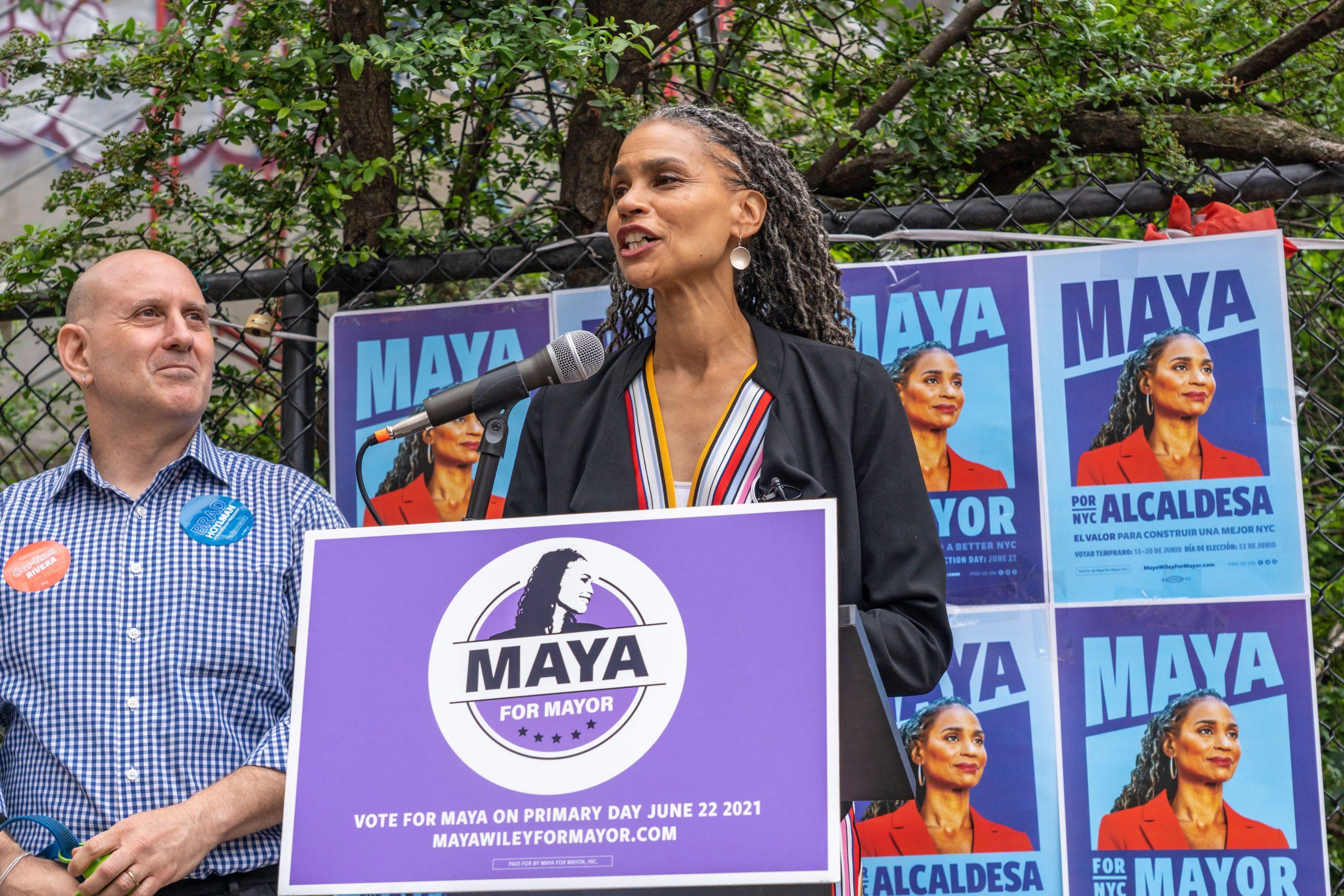 Maya Wiley