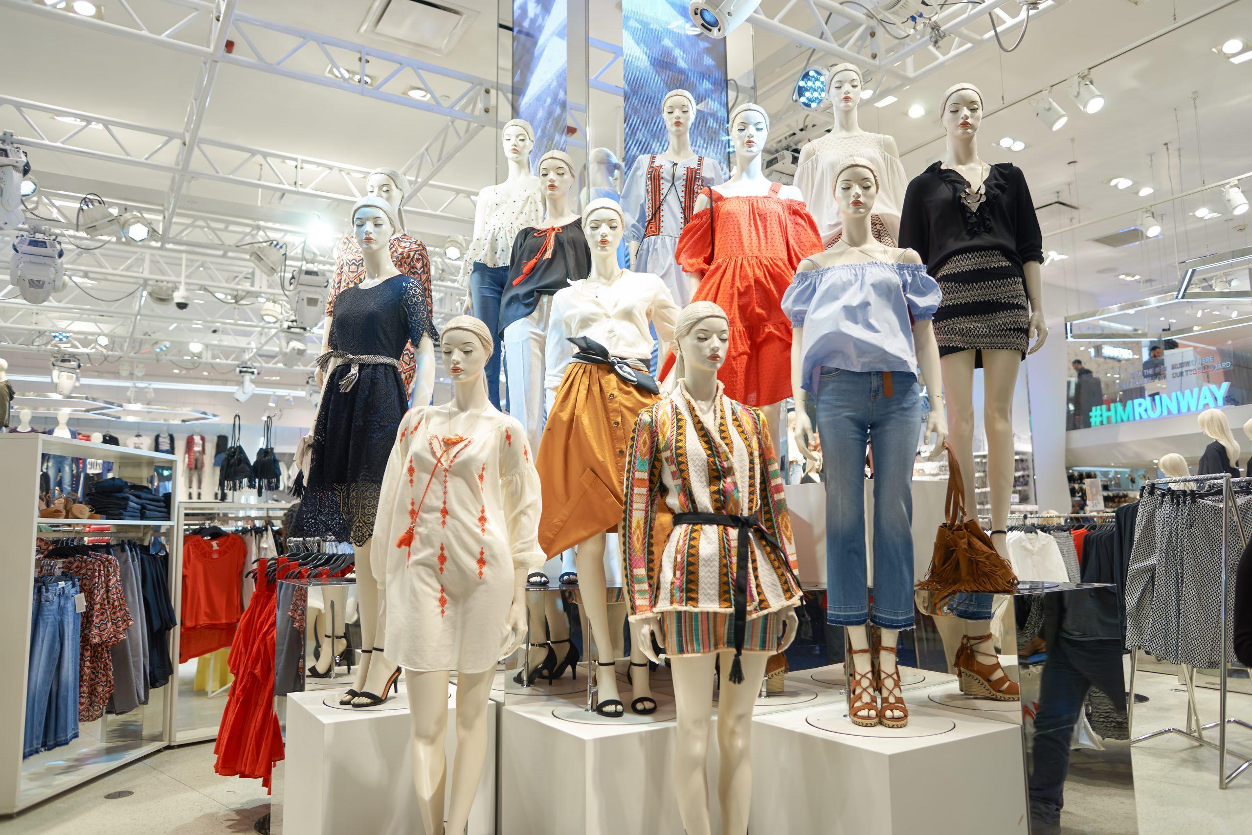 fashion mannequinns