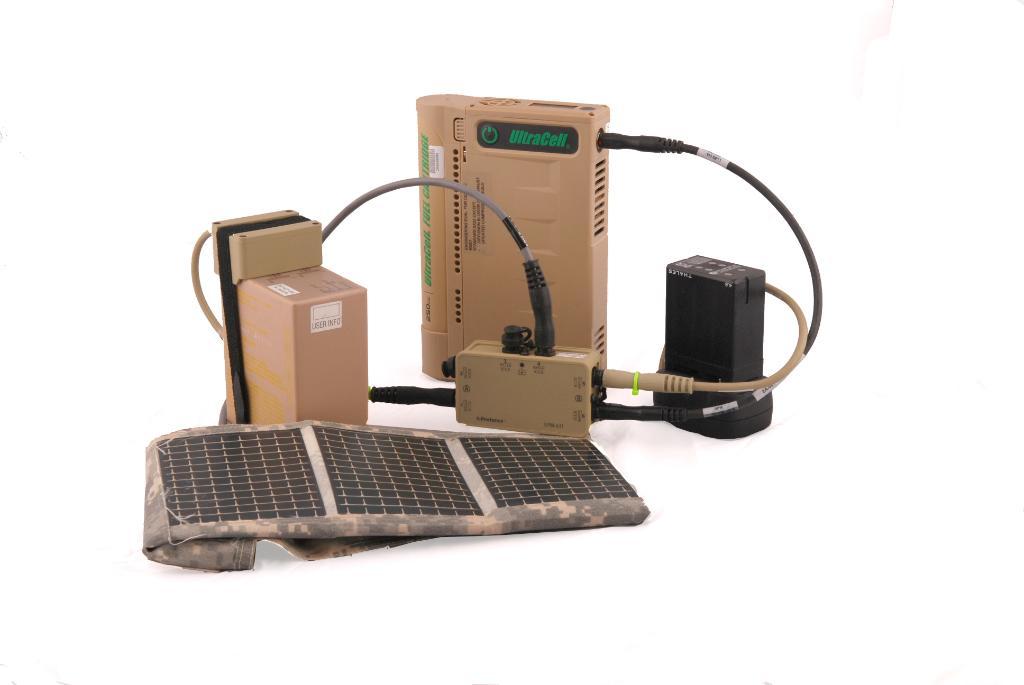 solar power device