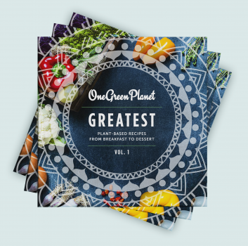 one green planet greatest cookbook