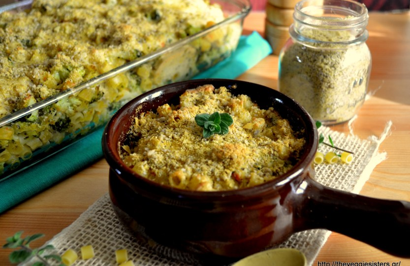 Baked Pasta With Broccoli