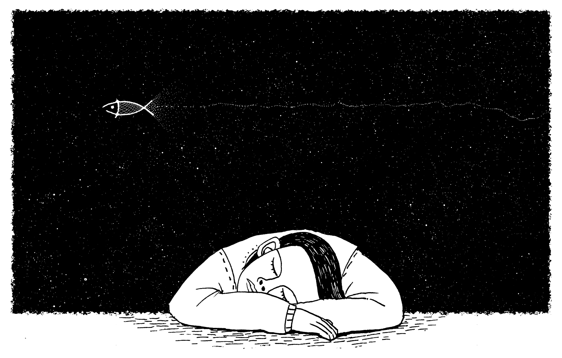 Dreaming Man
