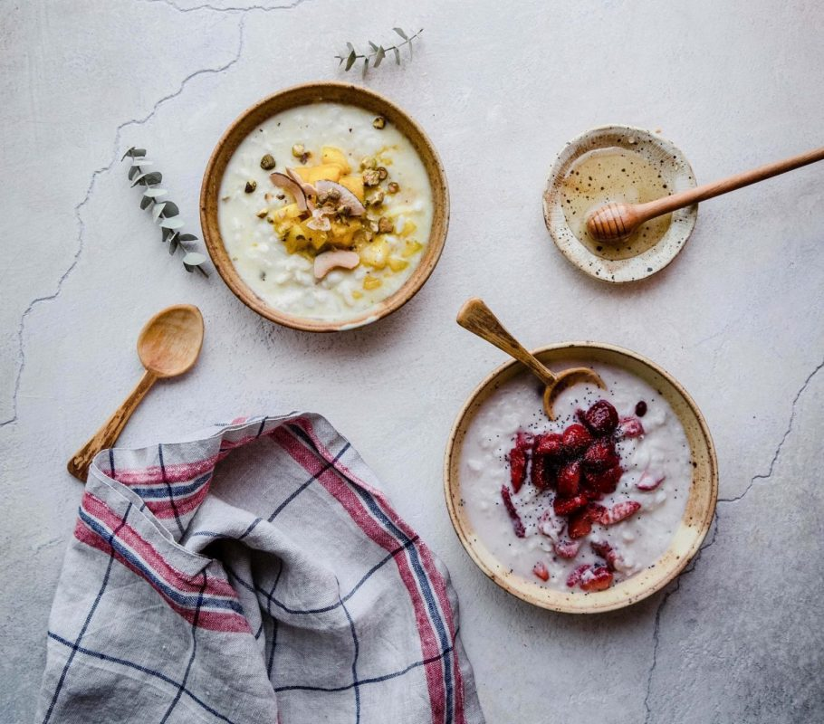From Breakfast Rice Pudding to Coconut Malabi: Our Top Eight Vegan Recipes of the Day!