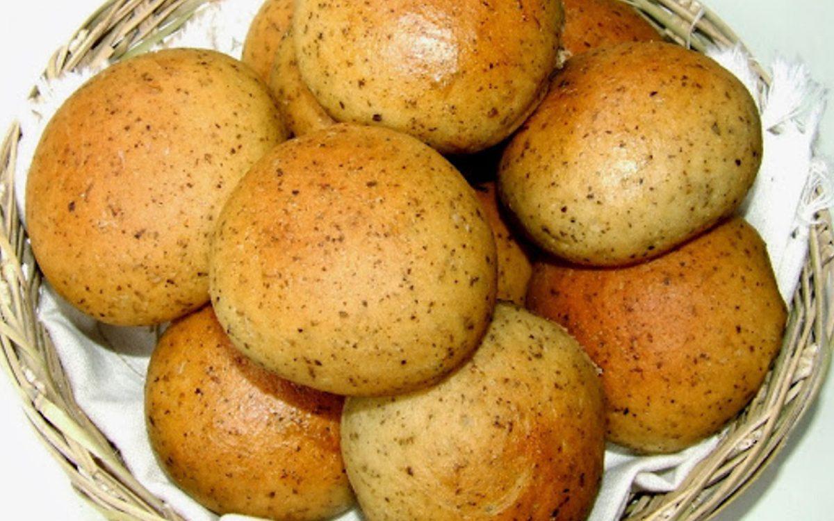 Potato Oregano Rolls