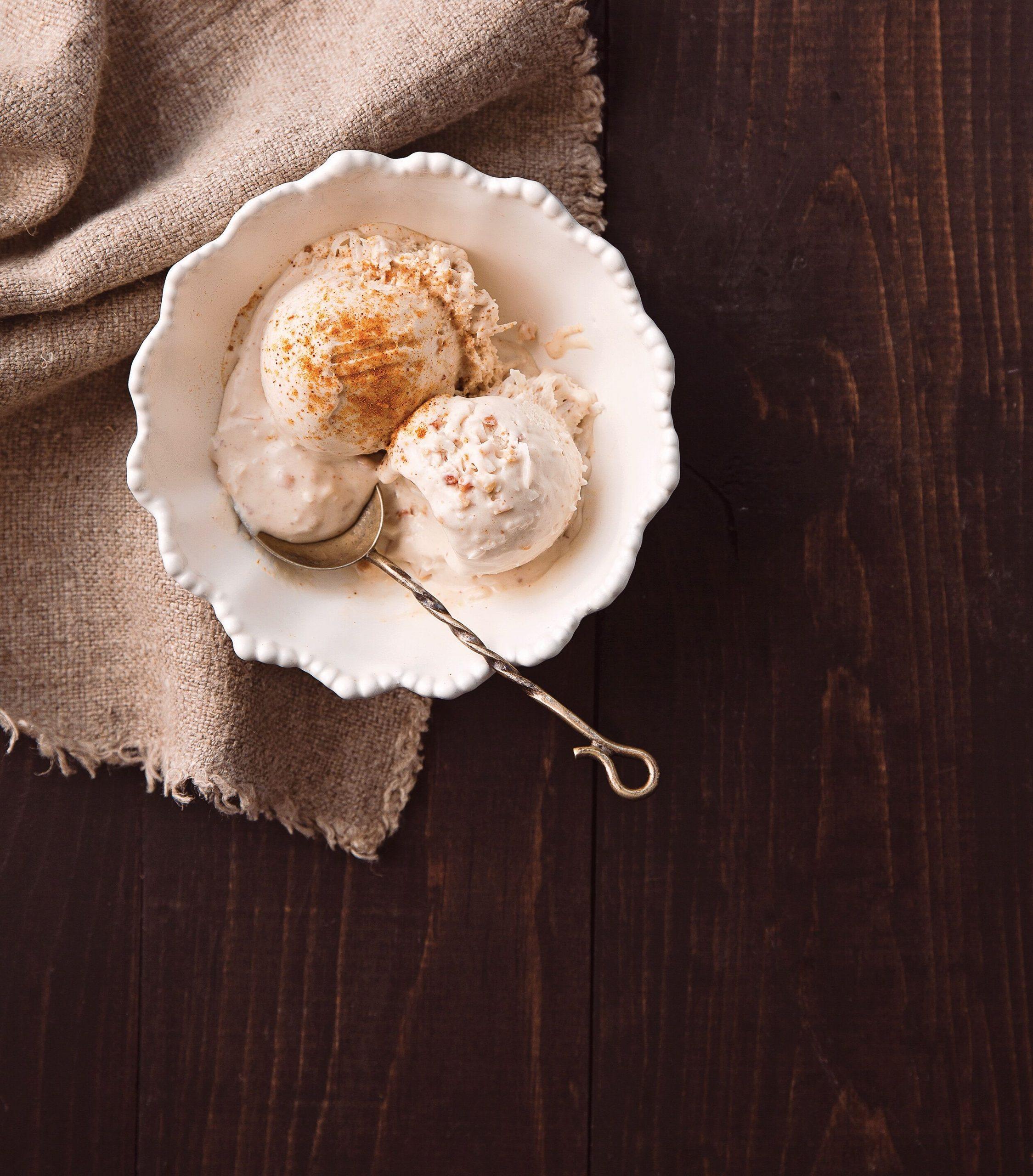 Thai Chili Peanut Ice Cream