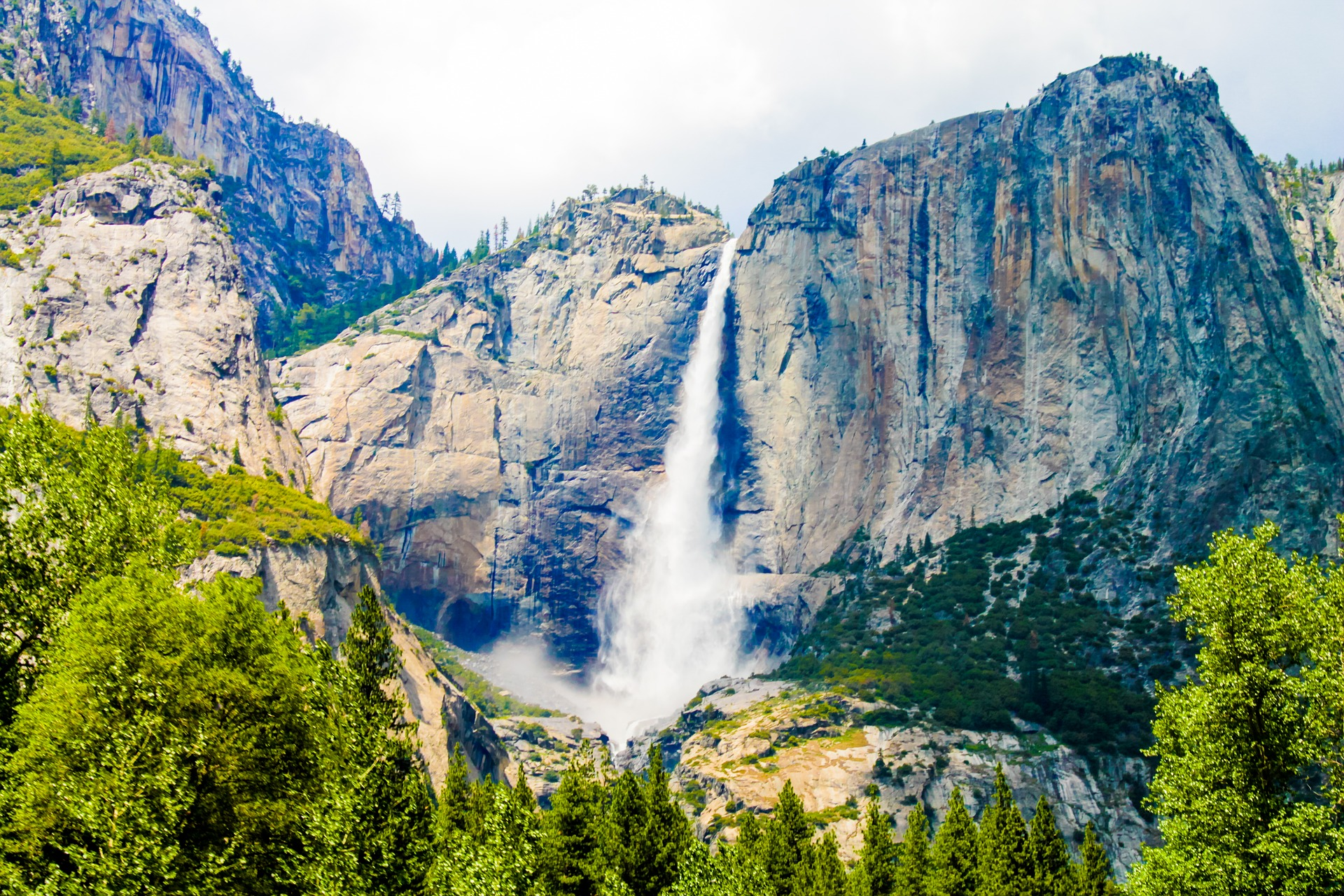 Yosemite Park is in Trouble