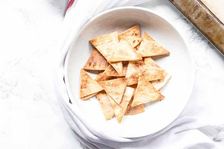 Vegan Churro Chips