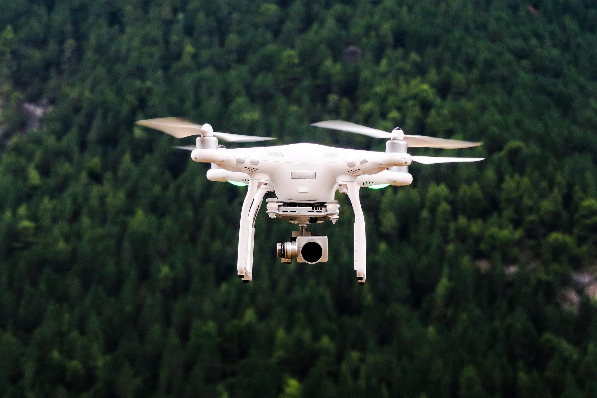 drone usage