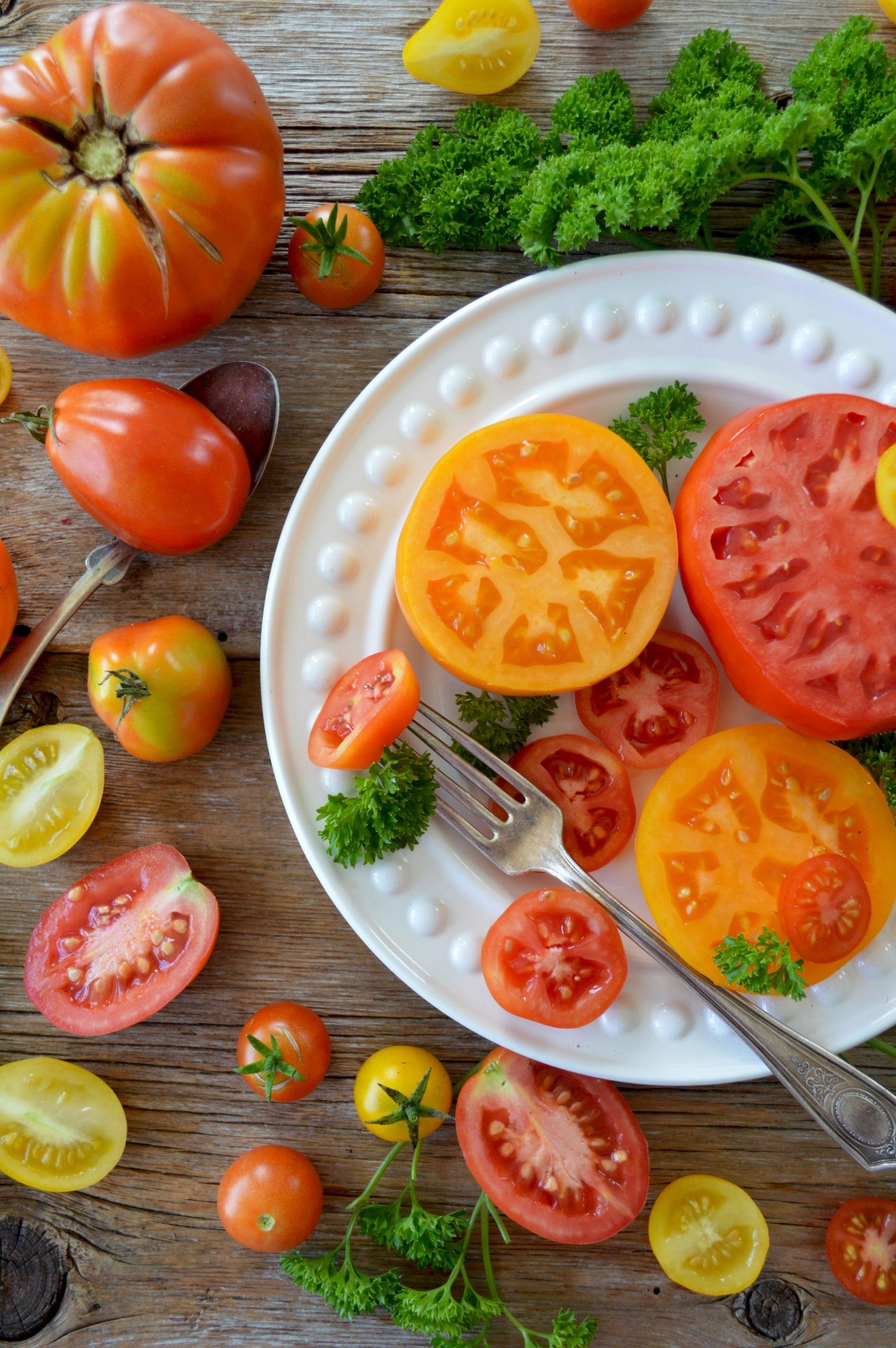 plant-based diet high