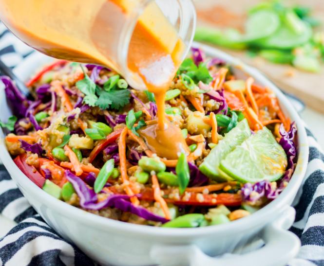 Crunchy Thai