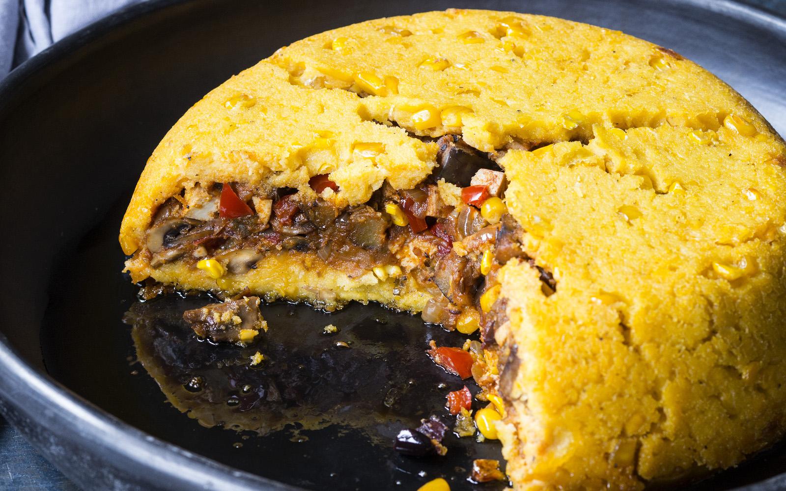 Pastel de Choclo: Chilean Shepherd's Pie