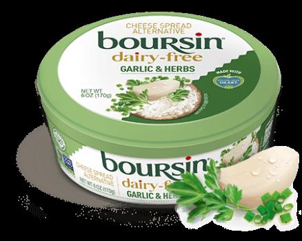 boursin dairy free spread