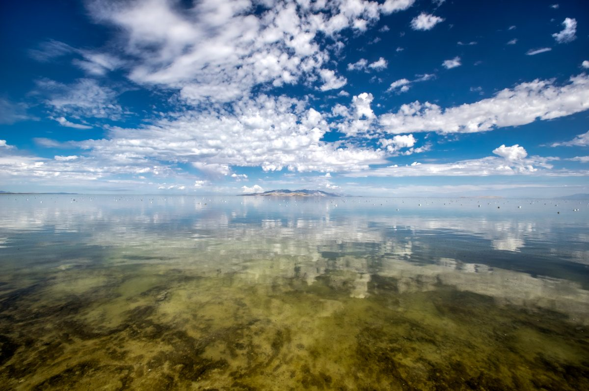 The Great Salt Lake is Drying Up and Releasing Arsenic into the Air