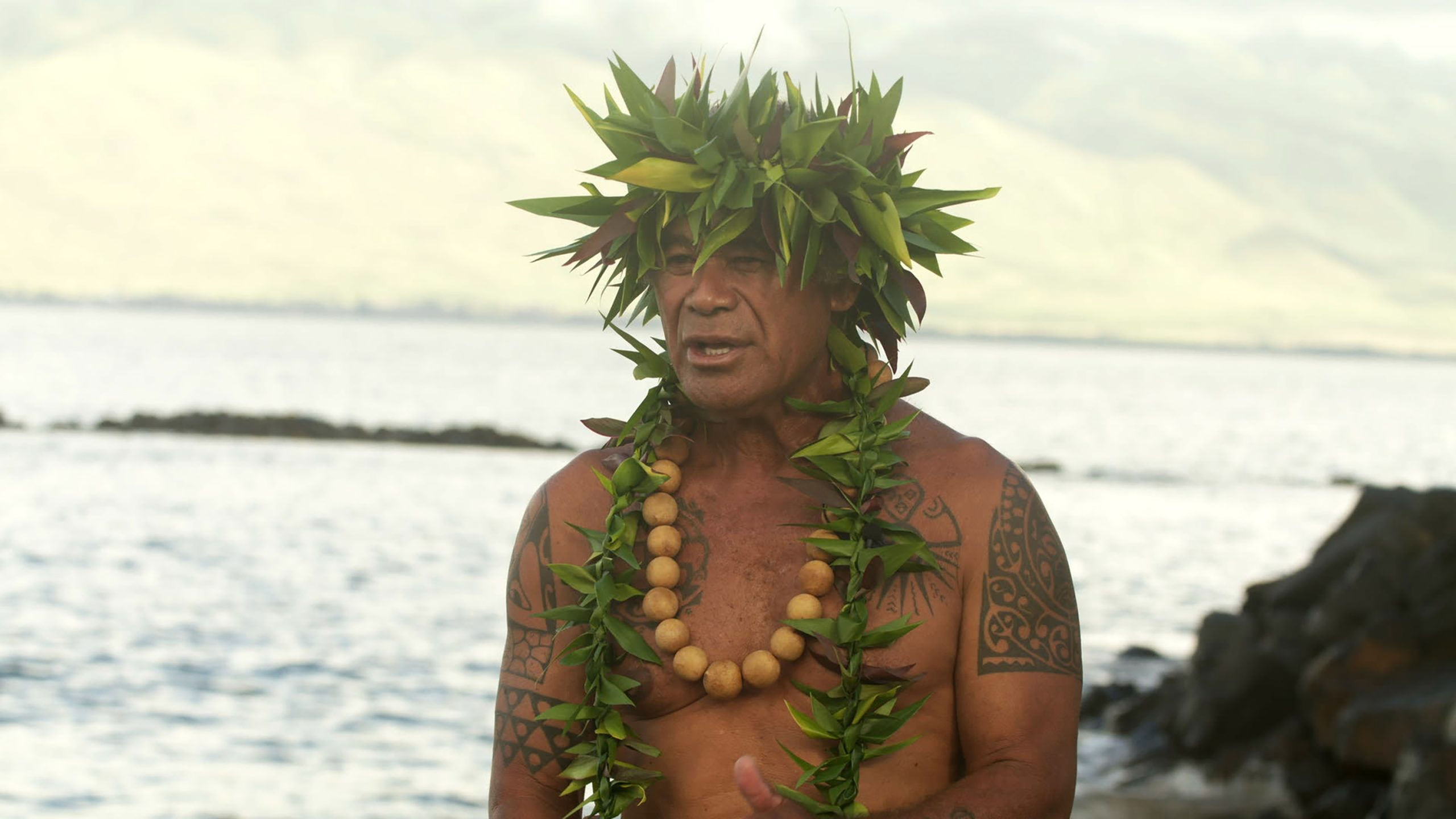 Kimokeo Kapalehuehua Hawaiian Elder