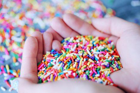 US sprinkles
