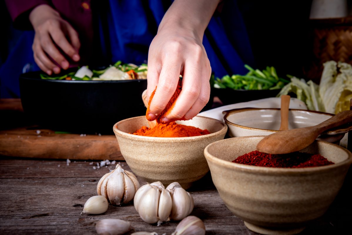 The Korean Vegan is Making Waves with Vegan Food